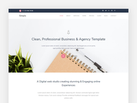 Simpla - Business & Agency Template