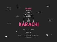 Meetup shot karachi teaser