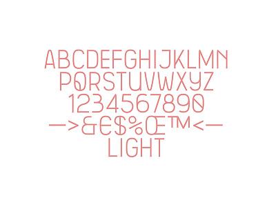Skdr Light custom typeface type type design font fre lemmens eskader