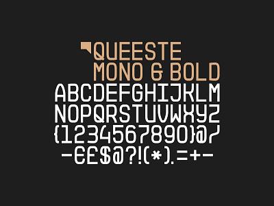 Queeste Identity Font fre lemmens eskader typeface font font design stationery identity theater queeste