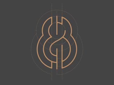Belle & Belge fre lemmens eskader ampersand logo logo design logomark b bb beer belge belle