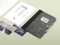 Roots Menu / Stationery