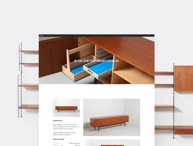 MODEST Furniture