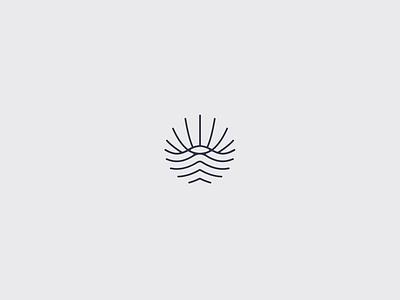LAVA Yoga monogram badge design opposites yin yang linear icons lineart monoline rebranding minimalist logo minimal health spiritual pregnancy mindfulness yoga monogram logomark logo design branding logo identity