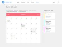 KC Event Hub - Event Calendar