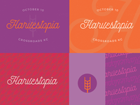 Harvestopia #1 Branding Exploration
