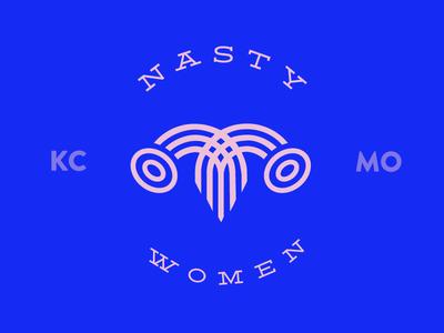 Nasty Women, KCMO style uterus werealldoomed whygodwhy kcmo kc nastywomen