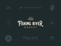 Fishing River Market Unused concept #2