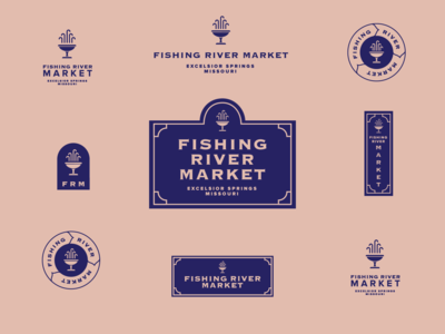 Fishing River Market Unused concept #3