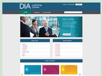 Association Learning SaaS Homepage Design