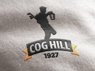 Cog Hill Golf and Country Club  branding visual identity identity mark logomark logo