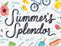Summer's Splendor