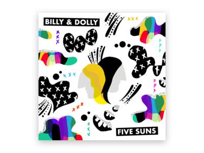Five Suns Album Cover