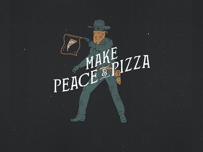 Peace + Pizza