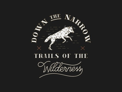 Down The Narrow Trails