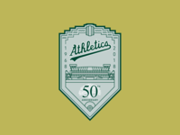 Athletics 50th Anniversary