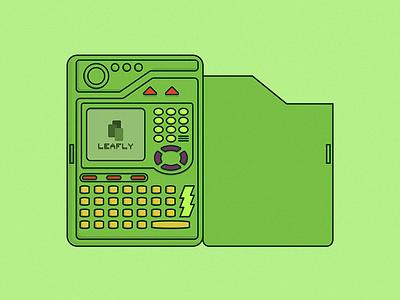 Leaflydex illustration cannabis pokemon pokedex leafly
