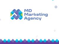 MD Marketing Agency Branding