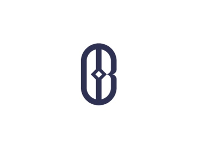 O & B LOGO (logo for sale)