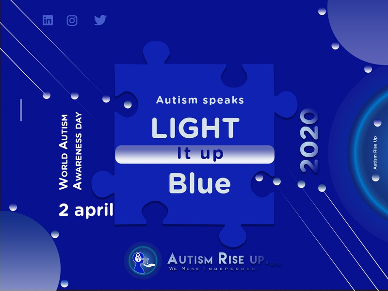 2 April World Autism Awareness Day 2020