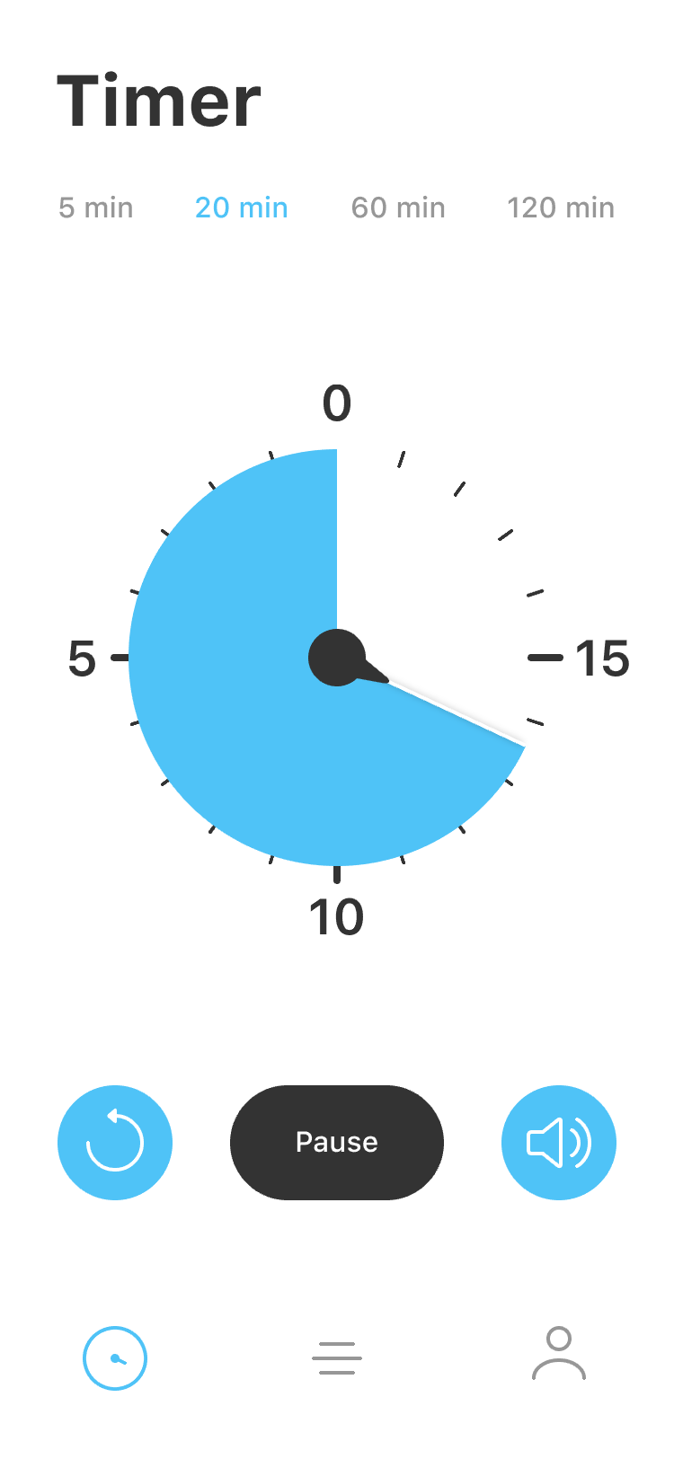 Timer 20min 12.5