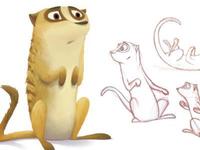Trevor the Meerkat