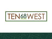 Ten 68 West Logo