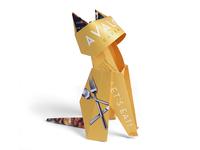 Portfolio Origami