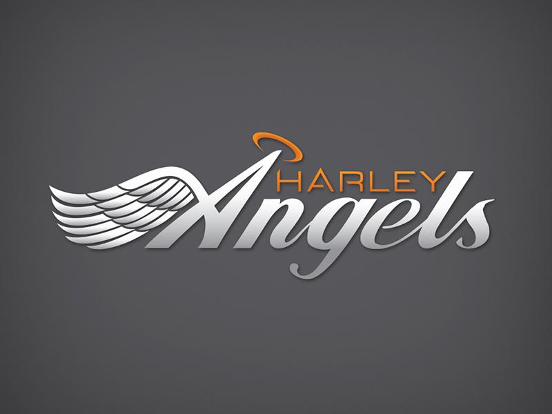 Harley-Davidson Promo Team Logo Design by Justin Hobbs on