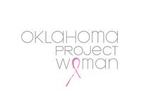 Oklahoma Project Woman Logo Design