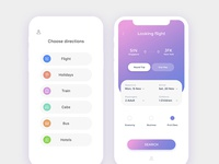 Travell App UI