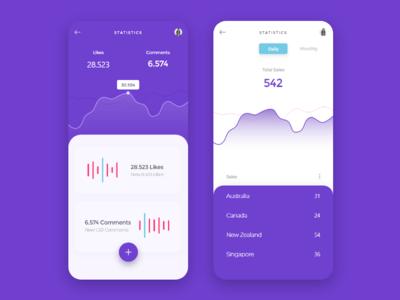 Statistics App - 02
