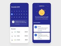 Loan expenses app