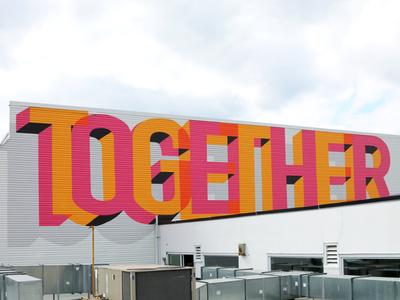 Together - 90ft x 30ft