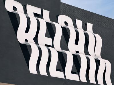 RELAX Mural