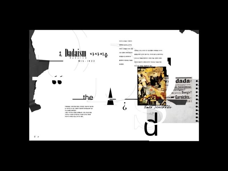 Editorial design of Art History