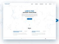 Arrows International - responsive webdesign