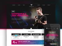 Trinity Club - Website