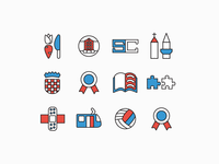 Sostudent mobile application icons
