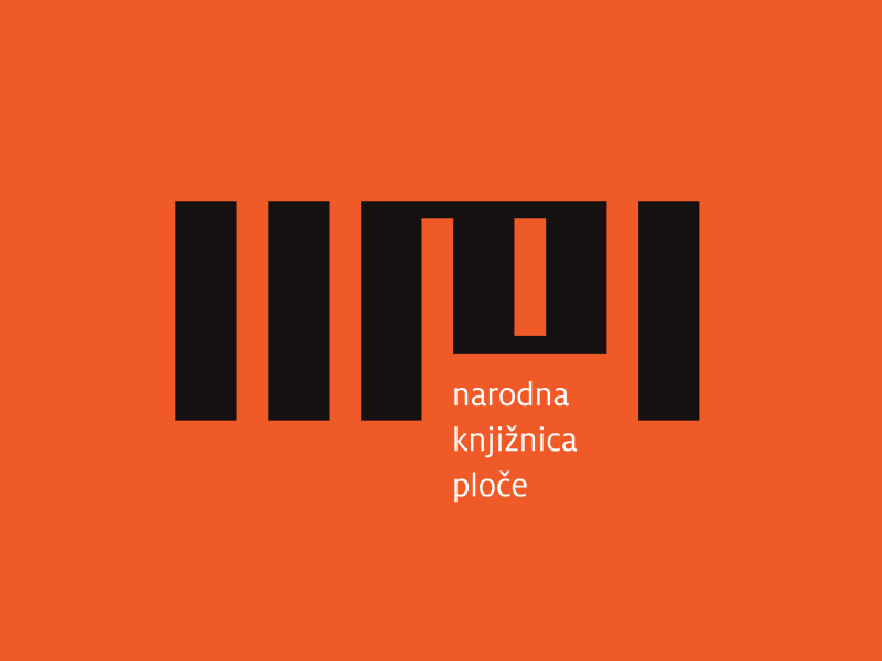 library ploče logo library