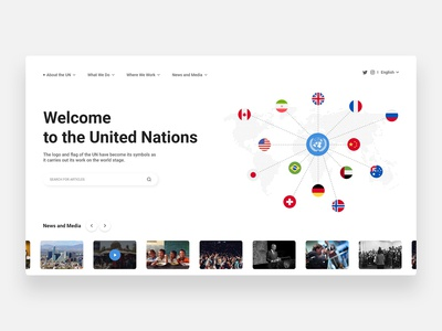 United Nations - Concept (Light)