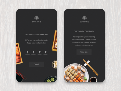 Confirm Reservation - Daily UI #054 - Freebie