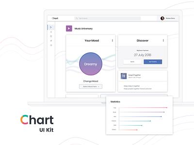 Smart player dashboard web sketch free media progress circle legend plot comparison linear