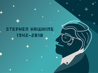 Thank you Stephen Hawking