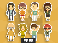 Tv Shows And Movies Free Characters
