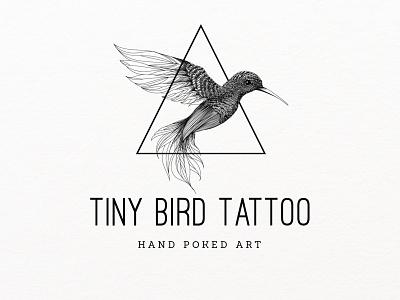 Humming bird design change transition hummingbird detailed tattoo realistic bird illustration geometric art design logo