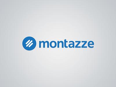 Montazze New Logo montazze logo branding
