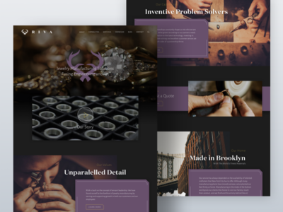 Riva Homepage
