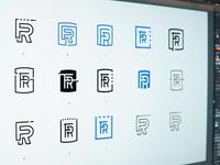 Fall River Logo Process