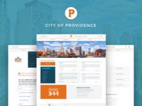 Providence Website
